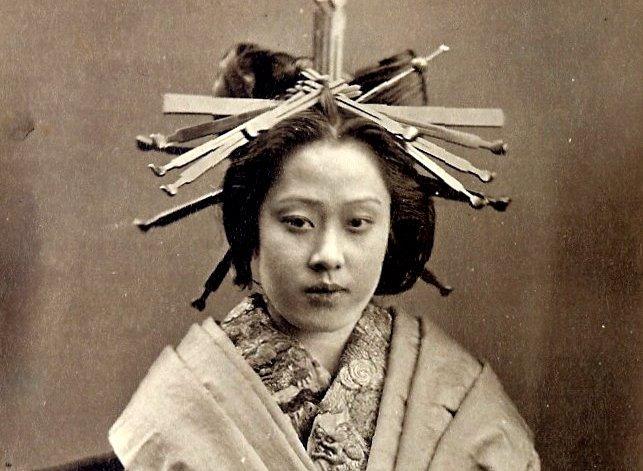 прически современных самураев видео